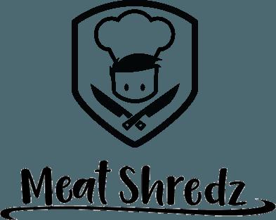 simply meat shredz logo footer